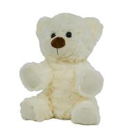 White Twist Bear 8in