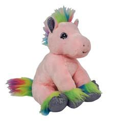 Rainbow Pony 8in