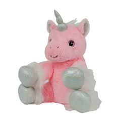 Pink Unicorn 8in