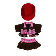 16 Inch Cowgirl Outfit with Red Hat.jpg
