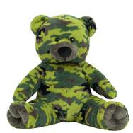 Camo Bear 16in
