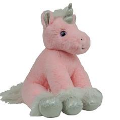Pink Unicorn 16in