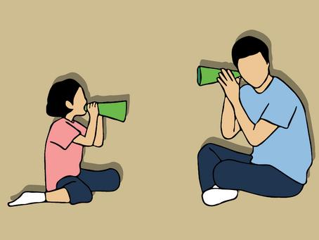 Pourquoi la communication est si importante dans un famille?