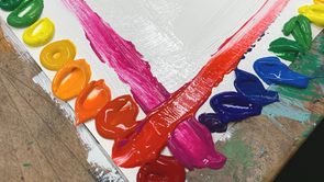 Art Therapy vs. Talk Therapy...what's the difference?