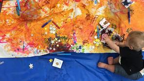 Children's Art: Process vs. Product