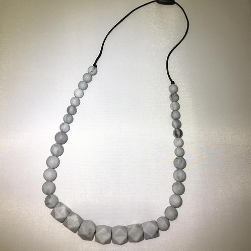 Chunky Marble Necklace