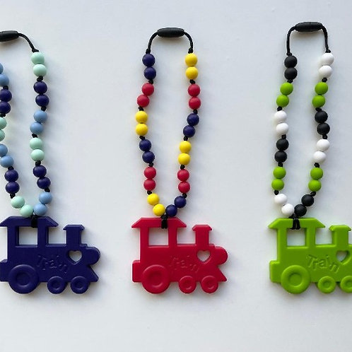 Train Carrier Teether