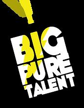 Big Pure Talent logo tag version.png