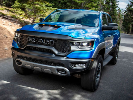 Essai routier : Le Ram 1500 TRX 2021 est le plus solide à ce jour !