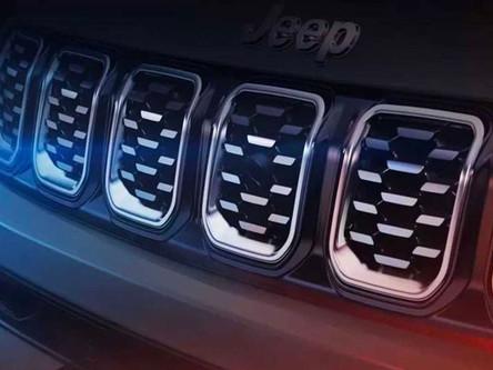 Teaser du nouveau Jeep Compass 2022 pour le Québec !