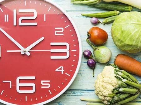 ¡Hora de comer! Esto es la crononutrición