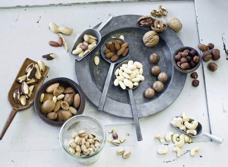 ¿Los frutos secos ya no engordan?