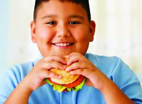Los niños cada vez tienen peor forma física y son más obesos