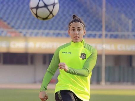 """Vero Boquete: """"A mucha gente le molesta que una niña sea mejor que un niño al fútbol"""""""