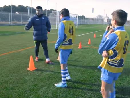 Entrenar compitiendo: la mayéutica del fútbol