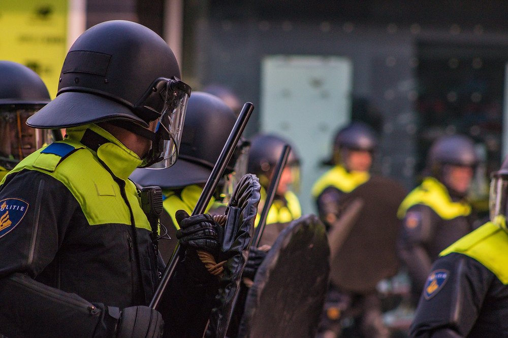 Fuerzas de Seguridad preparadas ante contingencias