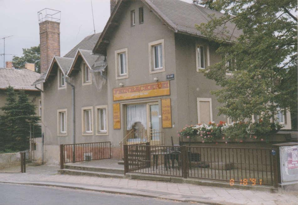 Die Bäckerei 1991