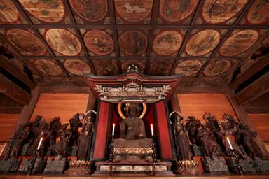 武蔵国分寺 薬師堂