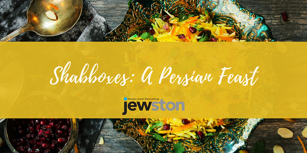 Shabboxes: Persian Feast
