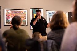 Jewston Story Slam creates home for sharing experiences
