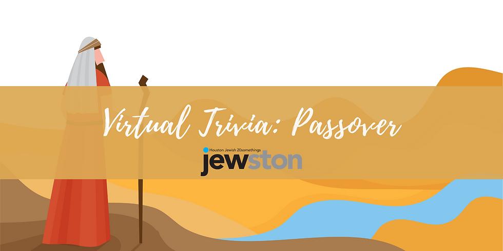 Virtual Passover Trivia