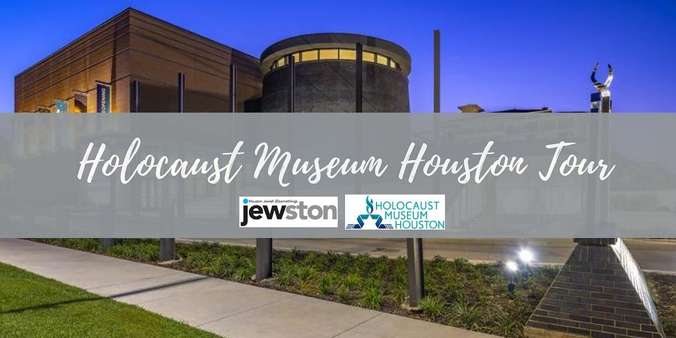 Tour the Holocaust Museum Houston