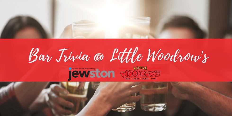 Trivia @ Little Woodrows!
