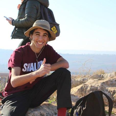 Meet Sammy: Jewston's Law Student President of the week!