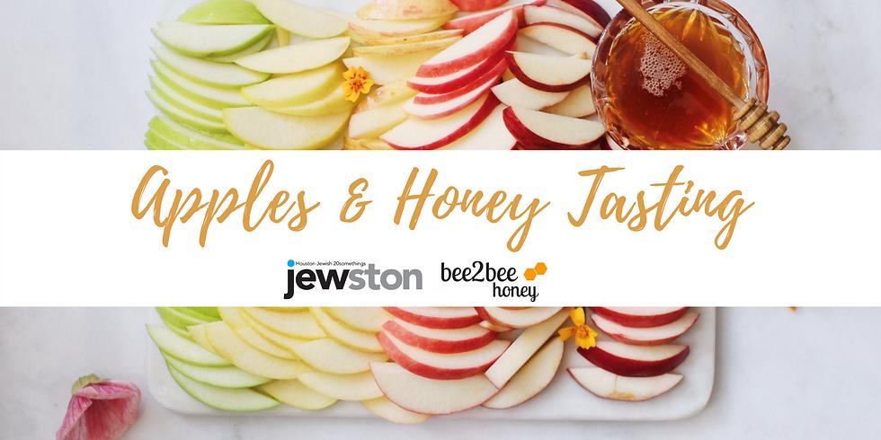 Apples & Honey Tasting