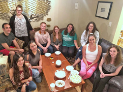 Jewston event helps young adults focus on mental, physical health