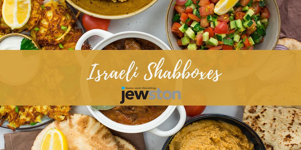 Israeli Shabboxes