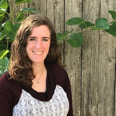 Meet Danielle: Jewston's Author of the week!