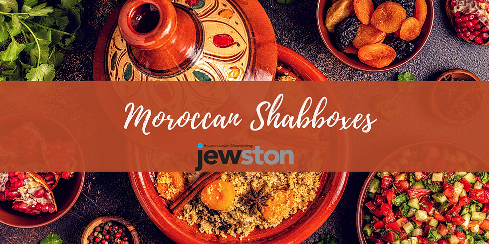 Moroccan Shabboxes
