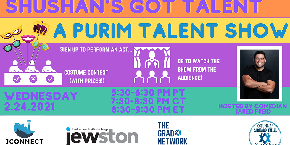 Shushan's Got Talent
