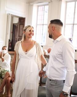 Robe de mariage TONIC - par justin_plane