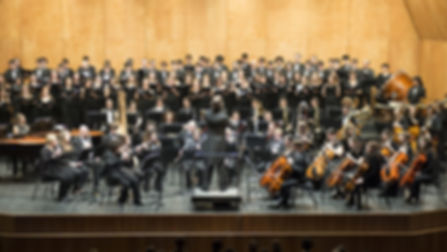 Coro e Orchestra Conservatorio Bonporti Trento
