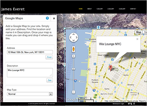 Google maps overview wix app market wix gumiabroncs Gallery