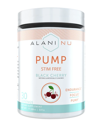 Alani Nu Stim Free Pump