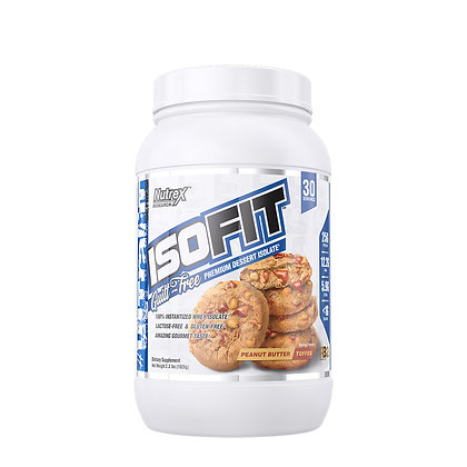 NUTREX RESEARCH ISOFIT 2lbs