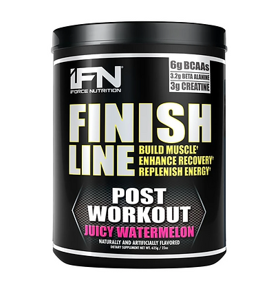 iForce Nutrition Finish Line