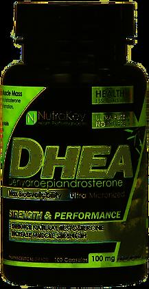 Nutrakey DHEA 100mg 100 CAPSULES