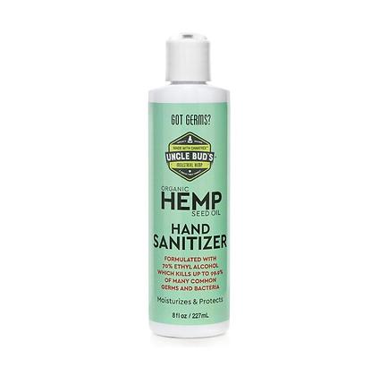 Uncle Buds Hemp Hand Sanitizer 70%