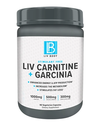 LIV BODY CARNITINE + GARCINIA