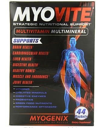 Myogenix Myovite Multivitamin