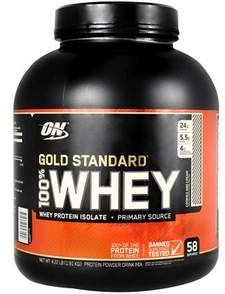 Optimum Nutrition Gold Standard Whey 58 Servings
