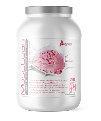 Metabolic Nutrition MuscLean 2 lbs