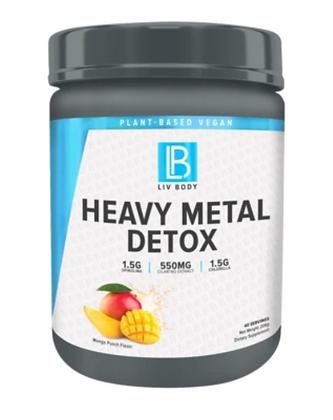 LIV BODY HEAVY METAL DETOX