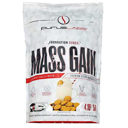 Purus Labs Mass Gain 10 lbs