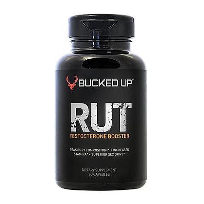 Bucked Up RUT Testosterone Booster (90 Capsules)