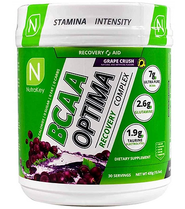 Nutrakey BCAA Optima Grape